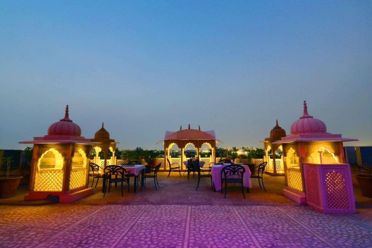 Traditional Hotel  Jaipur