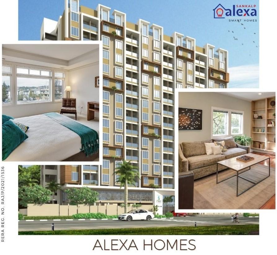 Alexa Homes Jagatpura Jaipur
